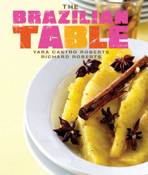 The Brazilian Table Cover