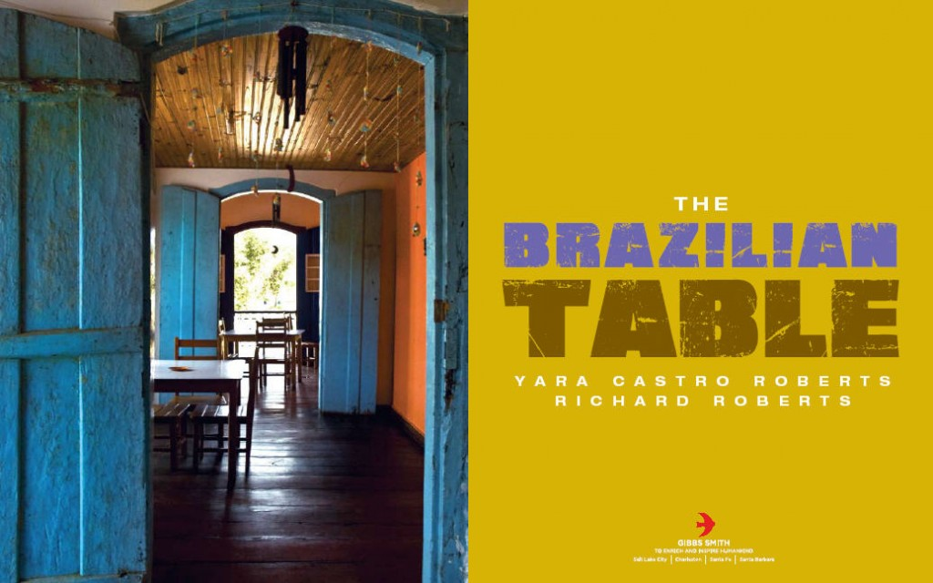 The Brazilian Table Inside Cover